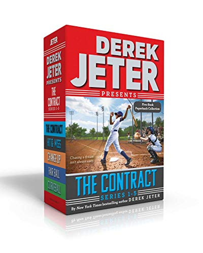 The Contract Series Books 1-5: The Contract; Hit & Miss; Change Up; Fair Ball; Curveball (Jeter Publishing)