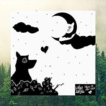 Fábula de lobo y gata