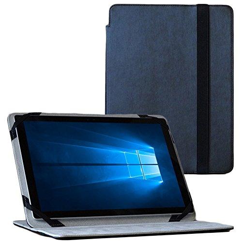 UC-Express Tablet Tasche für Odys Winpad 12 Hülle Schwarz Schutz Schutzhülle Hülle Cover