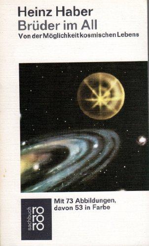 Von der Möglichkeit kosmischen Lebens.