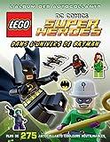 LEGO DC COMICS, L'ALBUM DES AUTOCOLLANTS 2 - DANS L'UNIVERS DE BATMAN
