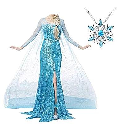 Big-On-Sale Princess Adult Women Coronation Dress Costume Cosplay