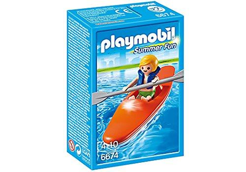 PLAYMOBIL Summer Fun 66741Stück (S) Baufigur–BAU (Mehrfarbig, Figuren 4Jahr (S), 10Jahr (E), Kinder/Mädchen, 1Stück (S))
