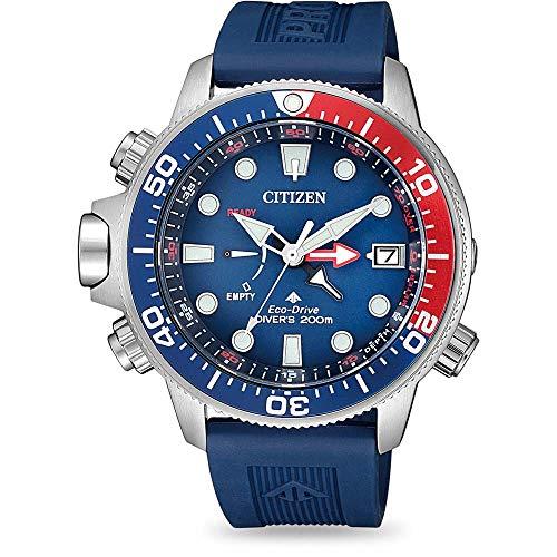 Reloj Citizen Promaster Aqualand Eco-Drive BN2038-01L