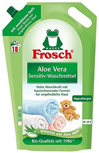 Frosch Aloe Vera Waschmittel, 1er Pack (1 x 1.8 l)