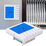 Termostato, LCD Inteligente Termostato Fan Coil Controller Room Termostato Digital Instrumento de Control de Temperatura