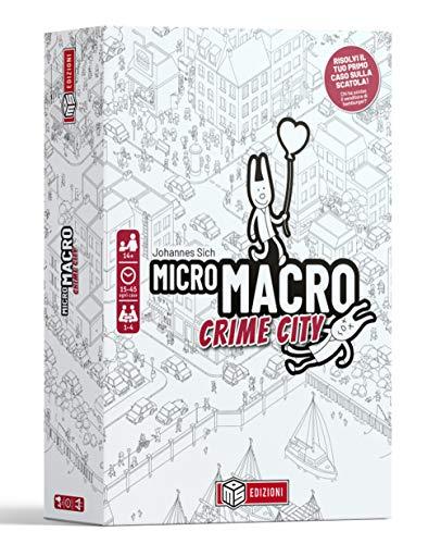 MS Edizioni - Micromacro: Crime City.