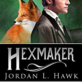 Hexmaker     Hexworld, Book 2              Written by:                                                                                                                                 Jordan L. Hawk                               Narrated by:                                                                                                                                 Tristan James                      Length: 7 hrs and 52 mins     1 rating     Overall 5.0