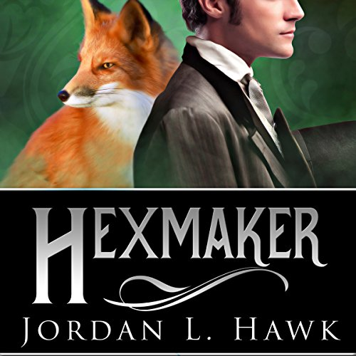 Hexmaker audiobook cover art