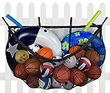 MESH TITAN Pool Float Storage Bag (Black) Organizer Net for Floats,...