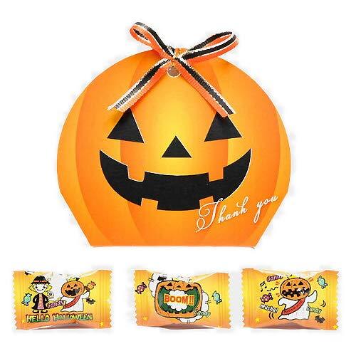 ハロウィン お菓子 個包装 『ハ ロ ーハロウィン(キャンディー)』業務用 大量 プチギフト子供 DCP2103 (15個セット)