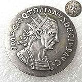 FKaiYin Altrömische alte Münze – Philosoph König – Römische Münze – Römische Münze – Gedenkmünze – Geschichte der Münze – Zukunftserfahrung -