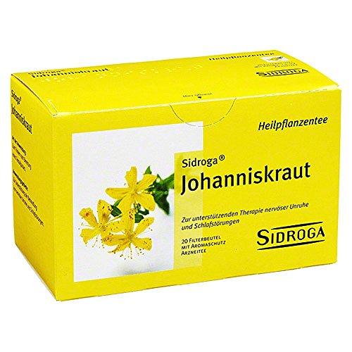 Sidroga Johanniskrauttee – 20 Filterbeutel