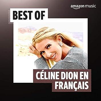 Le meilleur de Céline Dion  en français