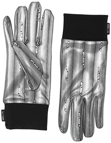 Best glove liners for extreme cold - Seirus Innovation 2116 Heatwave Glove Liner with Heatwave Technology,Silver,SM/MD