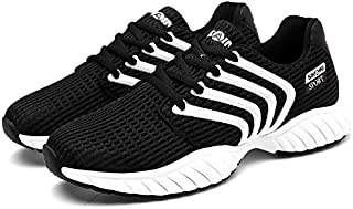 HUSKSWARE Men's Sports Shoes Breathable Running Sneakers Outdoor Fitness Shoe for Men
