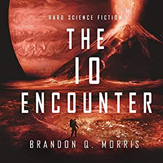 The Io Encounter cover art