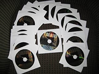 27 Disk KARAOKE HITS CDG Starter/Filler Set 500 songs Country Pop Oldies Standards