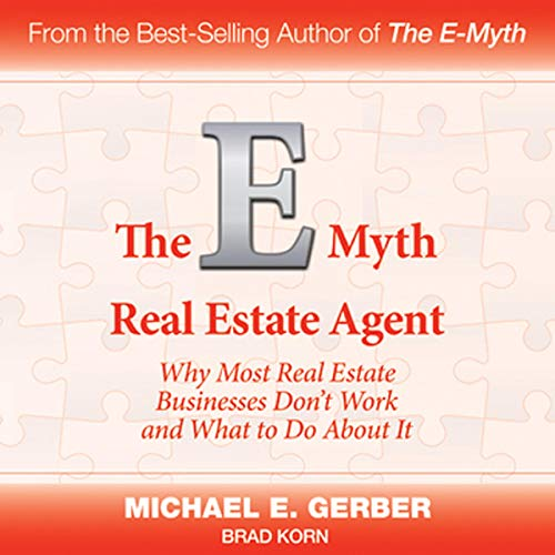 The E-Myth Real Estate Agent cover art