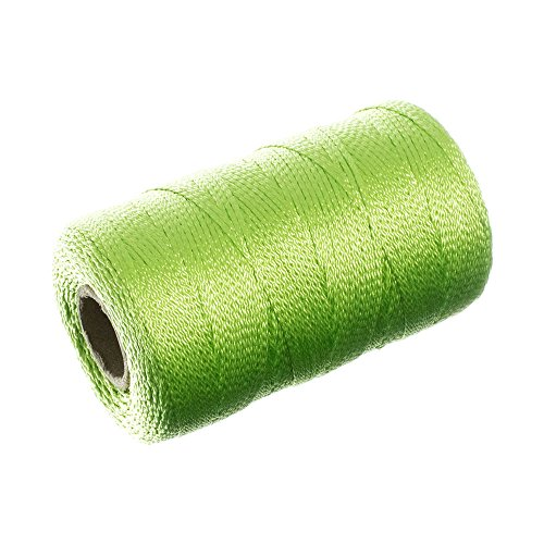 Paracord Planet Twisted Nylon Twine – Neon Green – 550 Feet