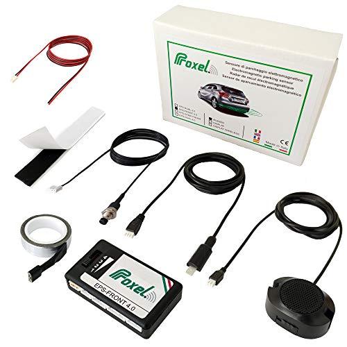 Proxel Unsichtbare Elektromagnetische Einparkhilfe EPS-Front vorne ohne Bohren der Stoßstange, Universal Kit und Original 2019