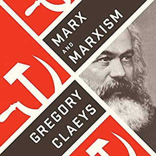 Marx and Marxism audiobook cover art