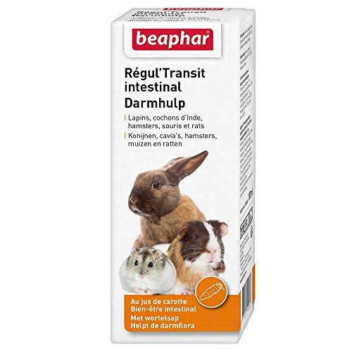 BEAPHAR – Régul'Transit intestinal pour lapin,...