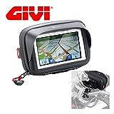 SUPPORT UNIVERSEL GPS SMARTPHONE POUR MOTO SAMSUNG GALAXY S6 EDGE COMPATIBLE AVEC SCOOTER MOTO ET VELO S954B GIVI
