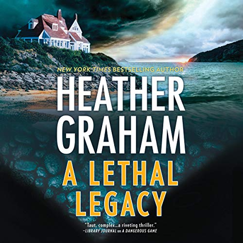 A Lethal Legacy audiobook cover art