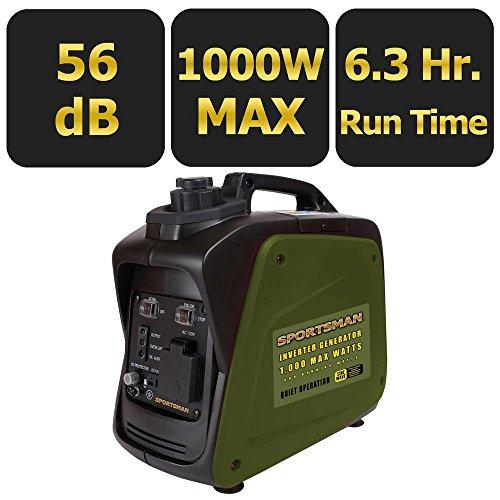 Sportsman 1,000-Watt Gasoline Powered Digital Inverter Generator