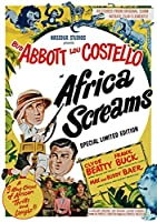 Africa Screams [DVD]