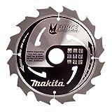 Makita B-07967lama per sega circolare Force, 190x 30mm, per legno, con 12denti, colore: rosso/argento
