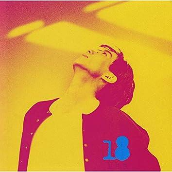 """""""18""""(エイティーン)〜Matsuoka Hideaki Best〜"""