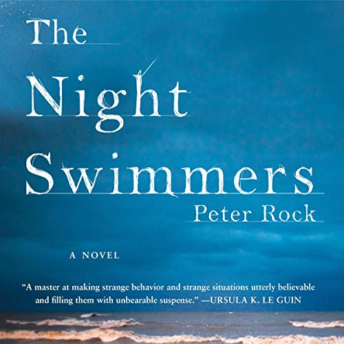 The Night Swimmers audiobook cover art