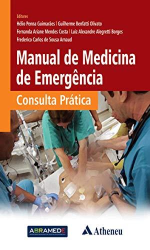 Manual de Medicina de Emergência: consulta prática