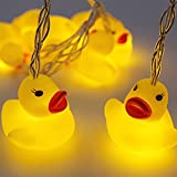 1.5 Meter Batterie Powered Cute Animal Duck Form 10 LED Lichterkette Lichterkette für Halloween...