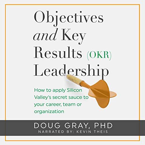 Objectives and Key Results (OKR) Leadership Titelbild