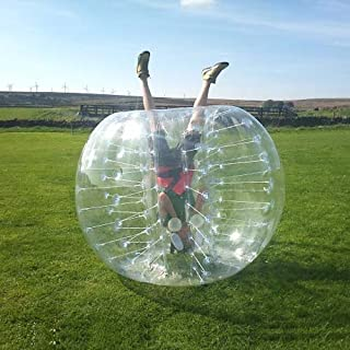 Holleyweb Dia 5-Feet (1.5m) Human Inflatable Bumper Bubble Ball