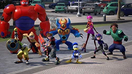 Videojuego Kingdom Hearts 3 Puzzle De 1000 Piezas Para Adultos Niños   Juegos Intelectuales Educativos   Madera   Aliviar Estrés   Juegos Para Familias   75 * 50 Cm