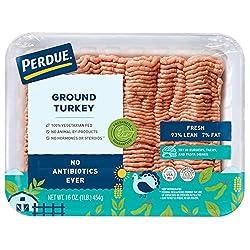Perdue, Fresh Lean Ground Turkey, 1 lb