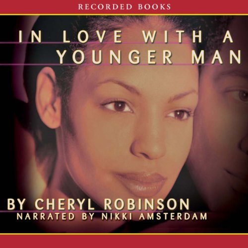 In Love with a Younger Man audiobook cover art