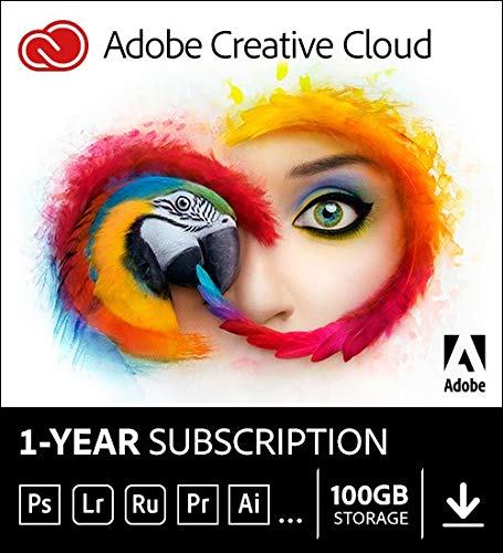 Adobe Creative Cloud 12-month Subscription