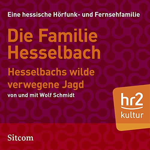 Hesselbachs wilde verwegene Jagd Titelbild