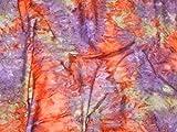 Sew Simple marmorierte Batik Quilting Stoff 19–Pro