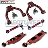 Godspeed 6pc Front Camber + Rear Toe + Lower Control arm for Lexus IS300 01-05 2001 2002 2003 2004 2005 JDM RS200 TOYOTA ALTEZZA SEDAN WAGON XE10
