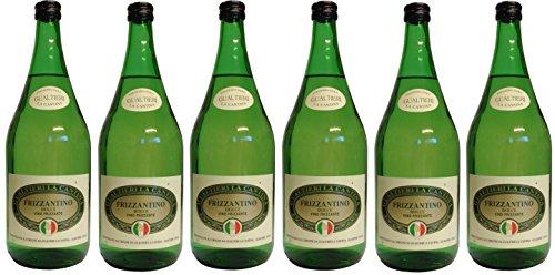 Gualtieri Frizzantino Bianco Dolce Magnum (6 x 1,5 l)