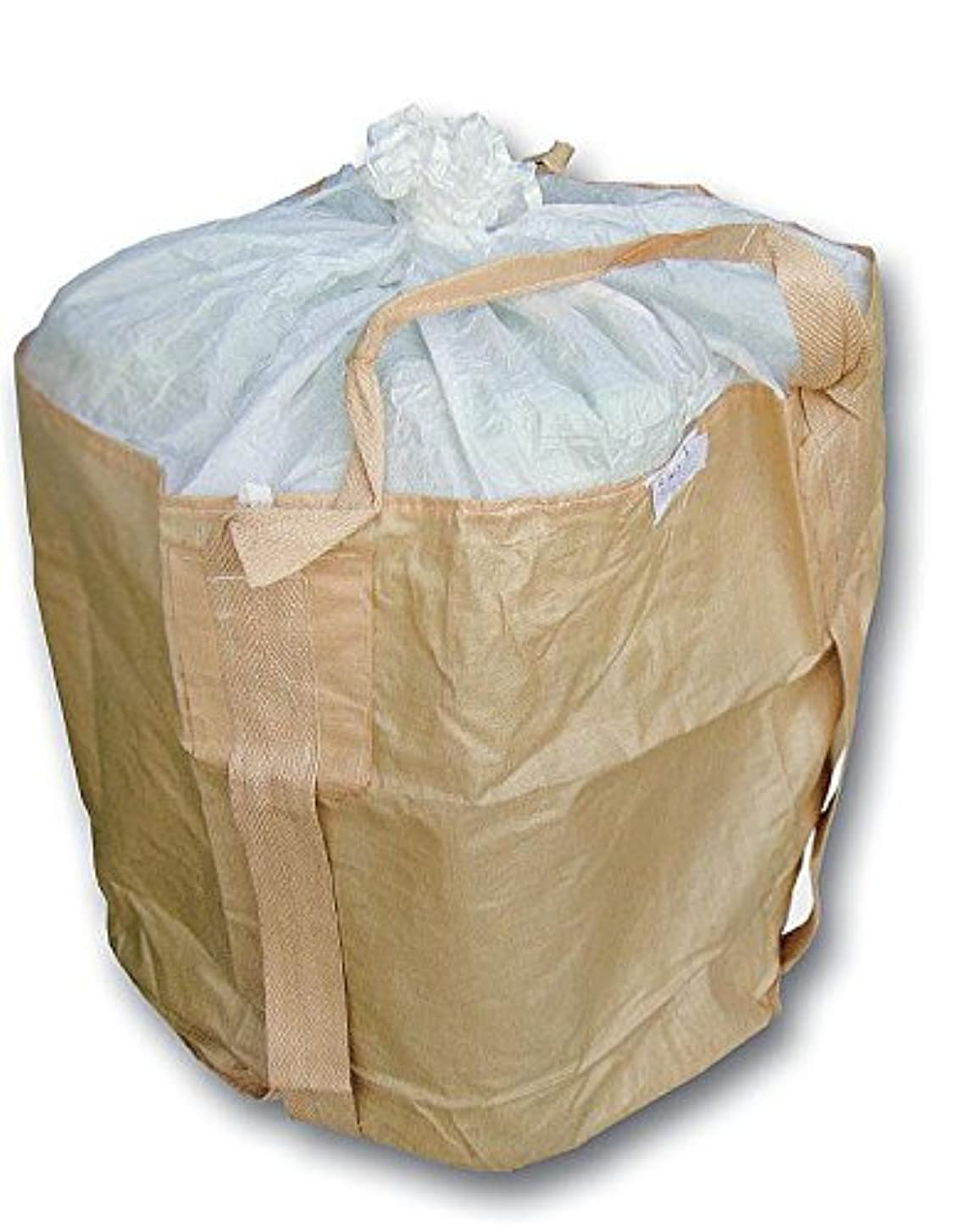 使役治すビールフレコンバック10枚組 1トン用 (002A) 1t フレキシブルコンテナバッグ 土のう袋