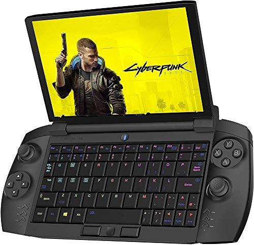 One Netbook OneGx1 Pro Mini Portátil Gaming de 7 Pulgadas (11th Core Tiger Lake-Y Core i7-1160G7 / Intel Iris Xe / Windows 10 Home / 12000mAh Battery / Wi-Fi6 / RGB LED Inglés Teclado) (16G+512G/4G)