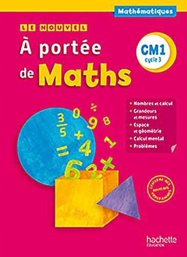 Le Nouvel A portée de maths CM1