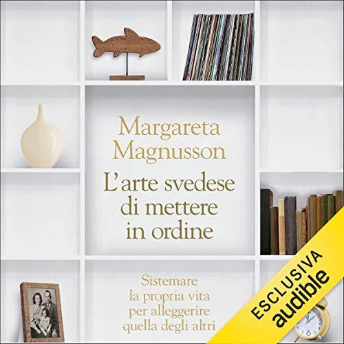 L'arte svedese di mettere in ordine copertina